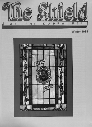 1987-88 Volume 108 No 1-4 - Phikappapsi Archeios