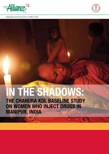 In the ShadowS: - India HIV/AIDS Alliance