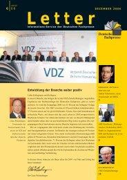 Letter - Arbeitskreis PRESSEMARKT VERTRIEB - VDZ