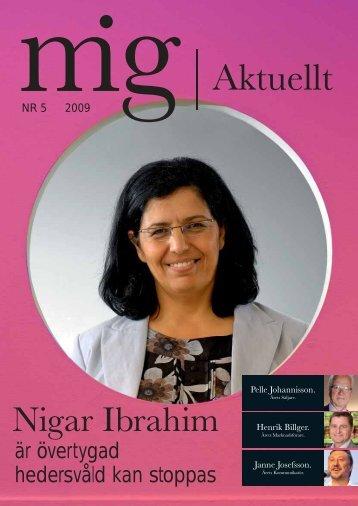 Nigar Ibrahim - MiG