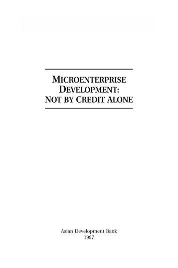 ADB_microenterprise.pdf - Bangladesh Online Research Network