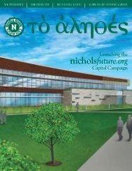 nicholsfuture.org - Nichols School