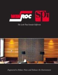 Absorption Plus® Acoustical Panel Brochure