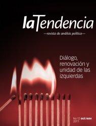 Diálogo, renovación y unidad de las izquierdas - Flacso Andes