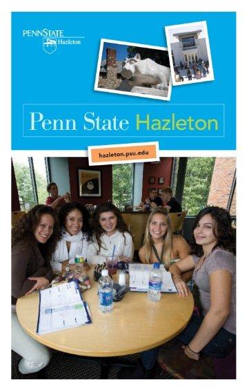Penn State Hazleton Campus Publication