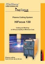 HiFocus 130 - Kjellberg Finsterwalde