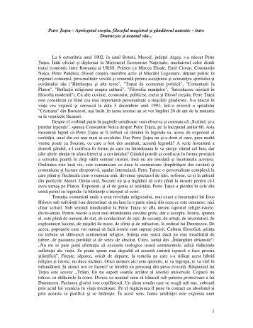 Material despre Petre Tutea ganditorul si apologetul.pdf