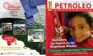 Petróleo y Revolución - Año 3 - Ministerio del Poder Popular de ...