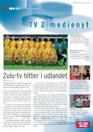 Zulu-tv hitter i udlandet - Tv2