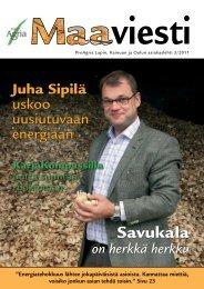 3/2011 - ProAgria Oulu