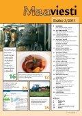 3/2011 - ProAgria Oulu - Page 3