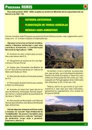 Boletim Informativo, Fevereiro 2002 -- Programa RURIS - CNA