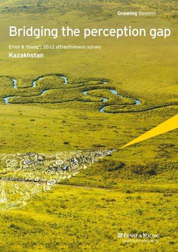 Bridging the perception gap - Invest In Kazakhstan