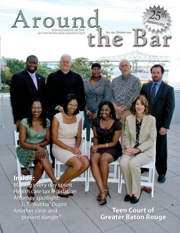 Inside - Baton Rouge Bar Association