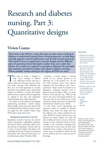 cues to quality in quantitative research papers Concludes that for certain studies the telephone if used with the strategies   traditionalists argue that the lack of visual cues affects the interviewer's ability to  build and  data of comparable quantity and quality to face-to-face interviews.