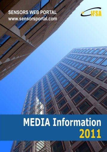 Media Information 2011 - International Frequency Sensor Association