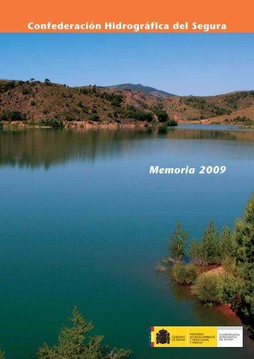 Documento - Confederación Hidrográfica del Segura