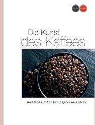 Die Kunst Des Kaffees - Gastronomie- und Messeservice Dahmen ...