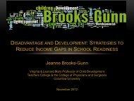 Bennett presentation - Prevention Research Center