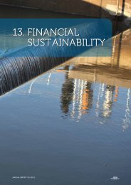 Financial Sustainability - Umgeni Water