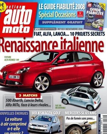 Action Auto N161 Mot.. - Accueil