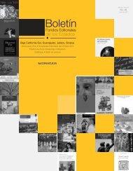 Boletín N°. 36 - Dirección General de Vinculación Cultural - Consejo ...
