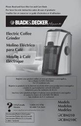 Electric Coffee Grinder Molino Eléctrico para Café Moulin à Café ...