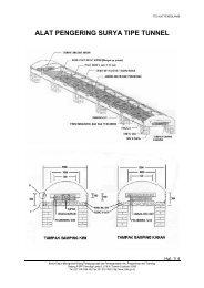 Alat Pengering Tenaga Surya Tipe Tunnel - Smecda