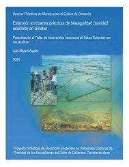(sanidad acuícola) en Sinaloa - Coastal Resources Center at the ...