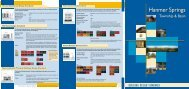 Hanmer Springs Design Standards Guide - Hurunui District Council