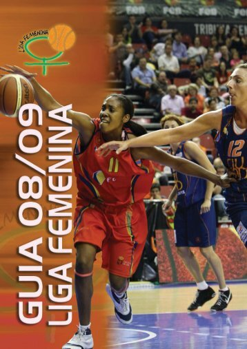 Guía FEB Liga Femenina 2008/09