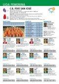 Guía FEB Liga Femenina 2008/09 - Page 5