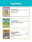 Gr. 2: Decodable Readers: Unit 1 - Treasures - Macmillan/McGraw-Hill - Page 4