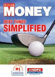 Debt Funds Simplified - HDFC Mutual Fund