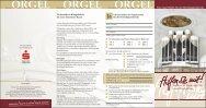 Download Info-Flyer - Kirchenmusik an der Dreifaltigkeitskirche ...