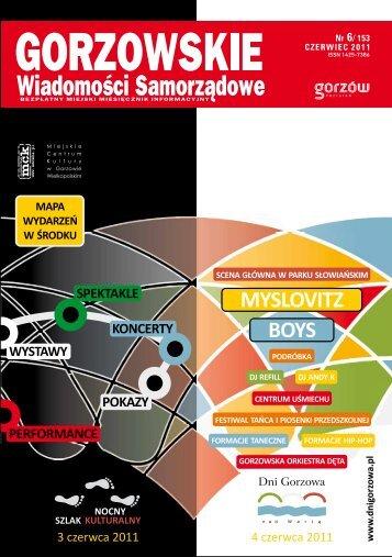 GWS nr 06 / 2011 Czerwiec - Gorzów
