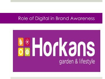 Role of Digital in Brand Awareness - Retail Excellence Ireland