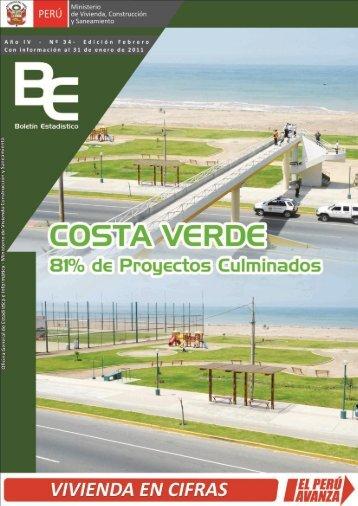 Boletín estadístico: Vivienda en cifras - Ministerio de Vivienda ...
