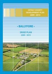 Ballyfore.pdf - Offaly County Council