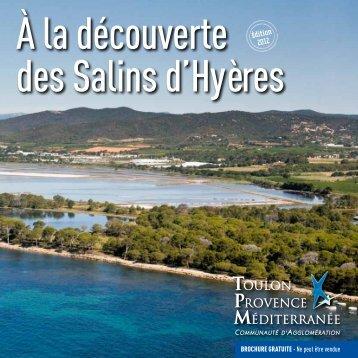 Brochure à la découverte des Salins d'Hyères - Communauté d ...