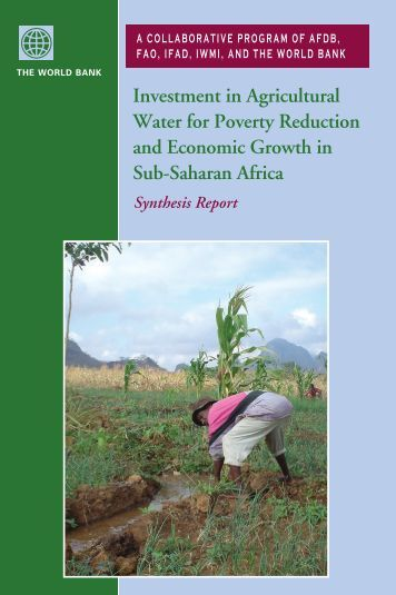 Investment in Agricultural Water for Poverty Reduction ... - FANRPAN
