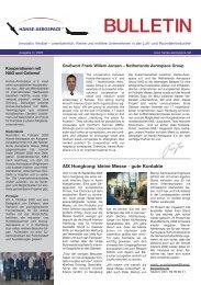 bulletin03-05-layout-mit links.qxd (Page 1) - HANSE AEROSPACE e.V