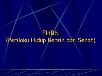 PHBS-3