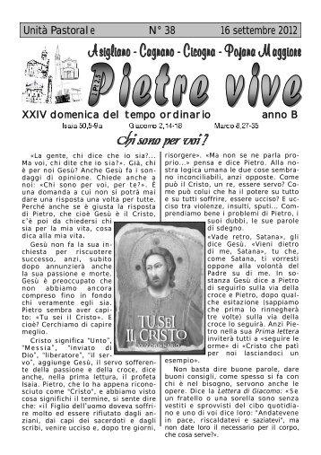 scarica bollettino n.38 del 16/09/2012 - Comune di Poiana Maggiore