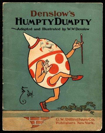 Humpty Dumpty - Tim And Angi