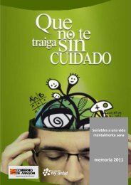 memoria 2011 - Fundación Rey Ardid