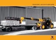 TELESCOPIC JCB 535-95 AGRI SUPER - Carma Andenne | jcb