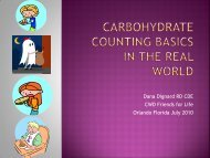 Download as PDF - Children with Diabetes