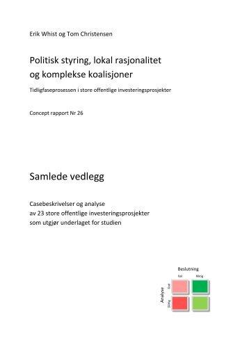 Samlede vedlegg - Concept - NTNU