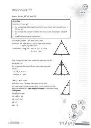 Trigonometry Lesson 10 pdf - Pure Math 30: Explained!